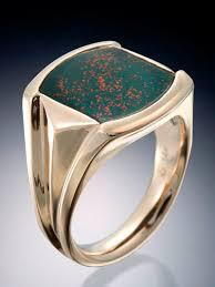 men s rings bloodstone mens ring skylight jewelers accessories
