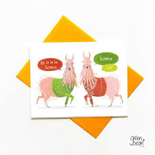 32 best llama merchandise greeting cards christmas images on