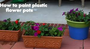 How To Paint Textured Plastic - preferential use spray paint to turn plastic water bottles into
