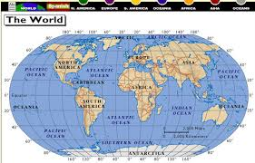 geography map geo 120 introduction to physical geography