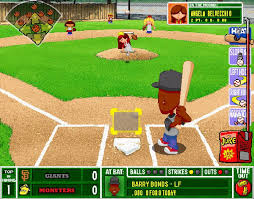 Backyard Baseball Ps2 Kanye West Played Baseball Genius