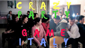 crazy party games filipino christmas alessandria italy youtube