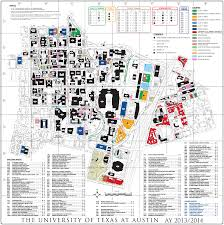 Austin Maps by Ut Building Parking And Bus Maps