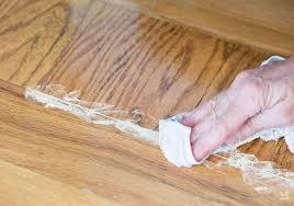 Repair Hardwood Floor Hardwood Flooring Repair Fixing A Big Gap In My Own Style