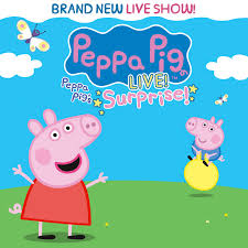 peppa pig live blumenthal performing arts