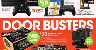 gamestop black friday times gamestop black friday leak 299 99 xbox one ps4 pre owned 3ds