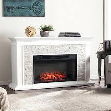 Fancy Fireplace by Fancy Charming Faux Stone Electric Fireplace U2013 El Rahman Design