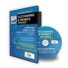 Job Winning Resumes by Accounting U0026 Finance Resumes Job Winning Ready To Use Master