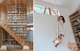 studio house japanese studio sandwich wraps a passive solar home in diagonal