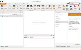 customize test studio layout