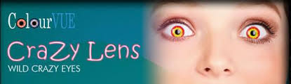 Color Blindness Contacts Crazy Contact Lenses Special Effect And Cheap Halloween Contact