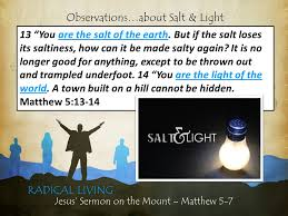 you are the light of the world sermon jesus sermon on the mount matthew 5 7 living jesus sermon on