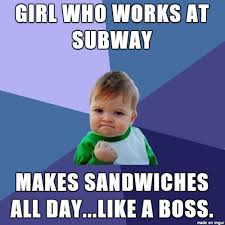 Artist Meme - sandwich artist meme on imgur