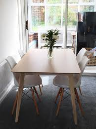Homebase Kitchen Furniture Homebase Dining Table And Chairs Voyageofthemeemee