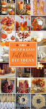 thanksgiving table decorations inexpensive best 25 cheap fall decorations ideas on pinterest cheap
