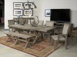 Kincaid Dining Room Furniture Kincaid Stonewater Tall Dining Table Kincaid Stonewater Tall