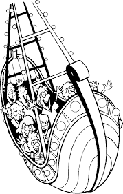 coloring pages of carnival rides murderthestout
