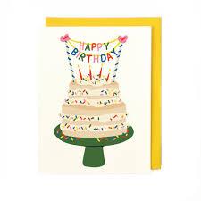 sprinkles birthday cake card birthday greeting cards paper