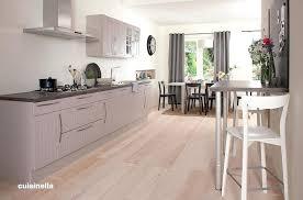 cuisine blanche mur taupe 02bc000007392203 photo cuisine blanche mur taupe plan de cuisine