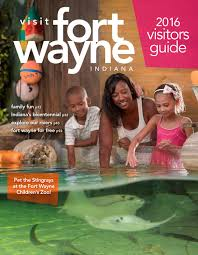Halloween Usa Fort Wayne Indiana 2016 Visitors Guide Visit Fort Wayne By Visit Fort Wayne Issuu