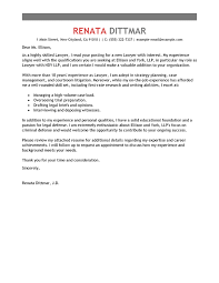 cover resume letter exles best lawyer cover letter exles livecareer