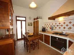 cuisine sienne location gîte maison toscane à sienne iha 69593