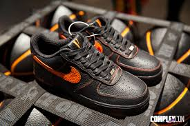 Air Force One Installation by Asap Bari U0027s Vlone X Nike Air Force 1 Is Selling For More Than