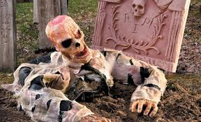 bag of bones halloween decoration halloween party ideas for adults outdoor halloween decor