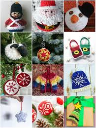 25 handmade ornaments to make and gift underground crafter