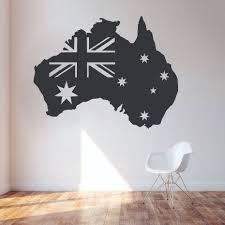 Australian Home Decor by Online Get Cheap Australian Flag Stickers Aliexpress Com