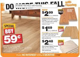 home depot hd laminate hardwood flooring sale starting 59