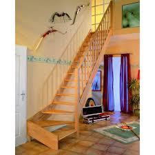 dolle treppe dolle wangentreppe 1 4 gewendelt ohne setzstufen buche