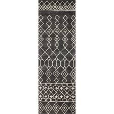 Charcoal Gray Area Rug 3 X 8 Runner Charcoal Gray Area Rug Chelsea Rc Willey