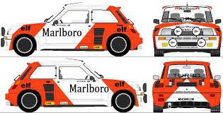renault 5 turbo the blueprints com blueprints u003e cars u003e renault u003e renault 5 turbo