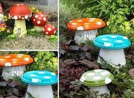 Craft Ideas For The Garden Garden Craft Ideas Garden Crafts Flower Garden Craft Ideas