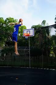 best 10 trampoline basketball ideas on pinterest backyard