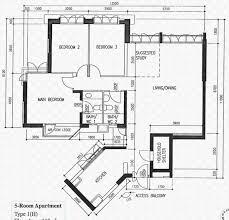 Floor Plan 2d Floor Plans For Upper Boon Keng Road Hdb Details Srx Property