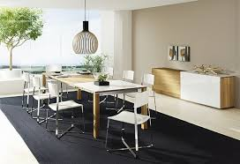 trendy dining room tables contemporary dining room tables 1 24 spaces