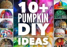 10 of the easiest and best pumpkin diys u2013 easy pumpkin ideas