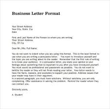 download business letter format cover letter