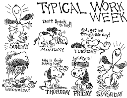 snoopy encourage daily