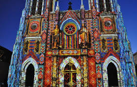 san fernando cathedral light show the saga a millennium of san antonio history in 24 vibrant minutes