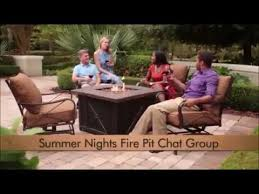 Fire Pit Price - best price hanover summrnght5pc summer night 5 piece gas fire pit