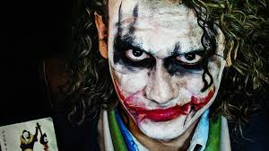 heath ledger joker makeup transformation themed injection youtube