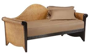 rosebud twin wood day bed