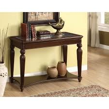 Entryway Table Furniture Of America Morgan Beveled Glass Sofa Entryway Table