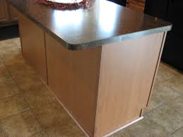 kitchen island makeover it frugal kitchen island makeover