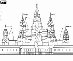 temple coloring page thai elephant coloring page 1000 images about thailand on