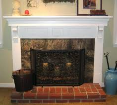 fireplace mantel designs showing beautiful accent fresh interior