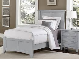 Bassett Bedroom Furniture Vaughan Bassett Furniture Company Youth Grey Twin Mansion Bed Bb26